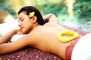 Kati (Back) Basti Rejuvenation Therapy